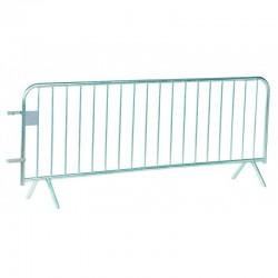 Barrière de sécurité à 18 barreaux