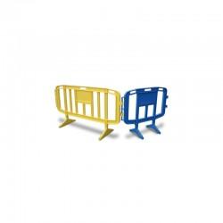 Barrière de sécurité en plastique