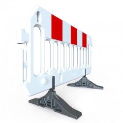 Belle barrière de sécurité