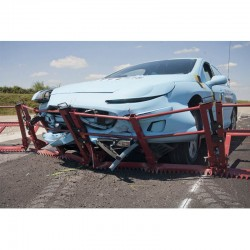 Barriere d'arret voiture anti terrorisme