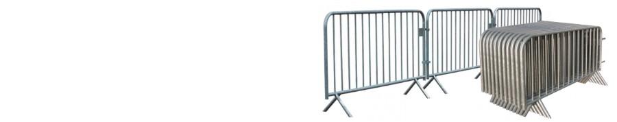 barrières de sécurité pour voie publique