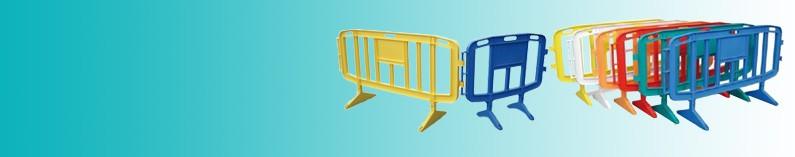 Barrière de sécurité de foule